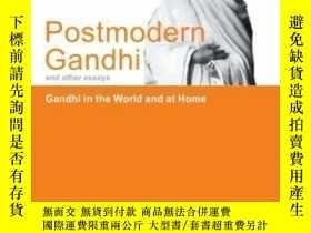 二手書博民逛書店Postmodern罕見Gandhi And Other Ess