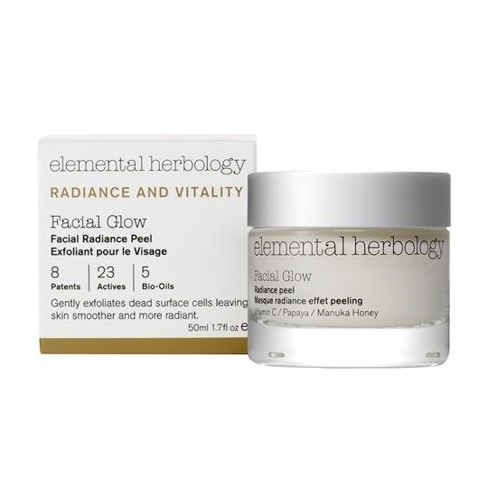 【elemental herbology 】紅茶酵素明亮去角質霜50ml