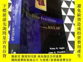 二手書博民逛書店Digital罕見Signal Processing Using Matlab 【X。】Y234367 見圖