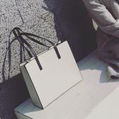 新款女包單肩包女大包簡約大包包大容量女士時尚手提包女 WD614【衣好月圓】