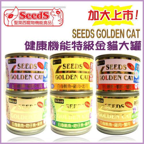 [寵樂子]聖萊西 特級金貓大罐 170g / 單罐 貓罐