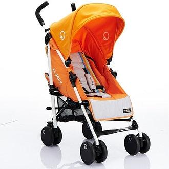 baby jogger NJOY Bubble 新生兒雙向手推車(西班牙設計)-橘