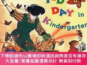 二手書博民逛書店Miss罕見Bindergarten Has A Wild Day In KindergartenY25517
