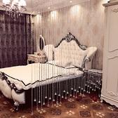 水晶珠簾隔斷簾成品窗簾臥室門簾裝飾
