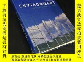 二手書博民逛書店ENVIRONMENT罕見環境故事背後的科學 (第四版)Y12947