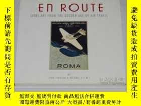 二手書博民逛書店En罕見Route : Label Art from the G
