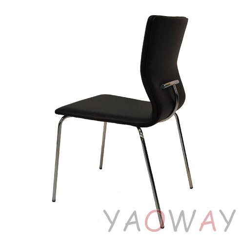 【耀偉】會客椅CH966(會議椅/洽談椅/餐椅/四腳椅)
