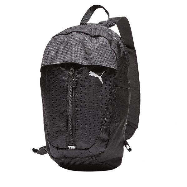 Puma APEX 黑 灰 (小) 後背包 雙肩包 斜背包 休閒 運動 旅行 大學包 07510501