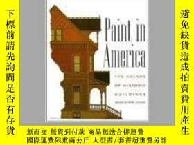 二手書博民逛書店Paint罕見in America: The Colors of