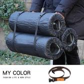 捆綁帶 打包帶 行李捆紮帶 捆綁繩 旅行箱 綁緊繩 露營配件 插扣式綑綁帶(1入)【P554】MY COLOR