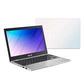 華碩 Laptop ( E210MA-0081WN4020 ) 11吋超值入門筆電(夢幻白)【Intel Celeron N4020 / 4GB / 64G EMMC / W10】