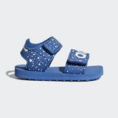 ADIDAS BEACH SANDAL I [CQ2885] 小童 涼鞋 雨鞋 水鞋 星際大戰 魔鬼氈 藍