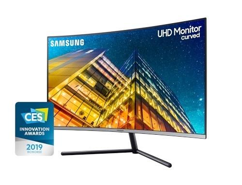 Samsung 三星 U32R590CWC UR590 32吋 4K UHD 曲面 顯示器 螢幕