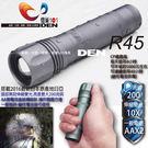 沖繩星野燈頭可無段變焦探索1.5W-LED手電筒(R45)【燈巢1+1】 燈具。Led居家照明。桌立燈 DS150010