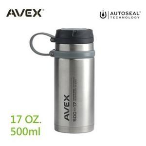 【美國AVEX】Fuse不銹鋼隨手瓶500cc-原色