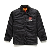 Dad Coach Jacket 外套 - 黑色