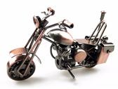 ZAKKA風 美式家居飾品擺件 鐵藝摩托車模型 騎警新款