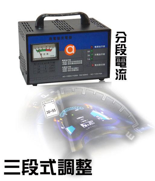 【CSP】ME1206 麻聯全自動充電器 ( 12V-6A,ME-1206,ME-12V6A,ME12V6A)
