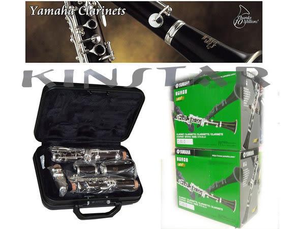 【金聲樂器廣場】 全新 日本製 YAMAHA YCL-450-03 第三代黑檀木豎笛/ 單簧管