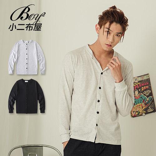 棉質外套-棉外套 素色質感薄外套【NW689003】