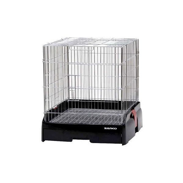 寵物家族-Sanko舒適快潔鳥籠 #990