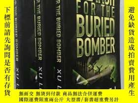 二手書博民逛書店英文原版SEARCH罕見FOR THE BURIED BOMBERY308295 請看圖 請看圖
