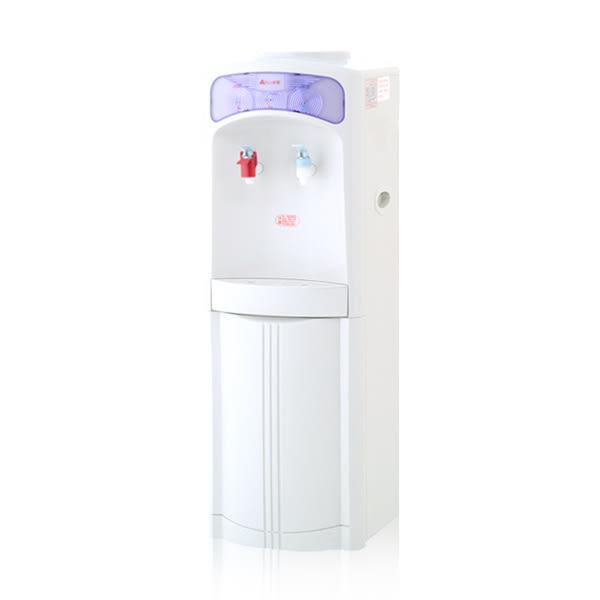 立式元山溫熱飲水機+麥飯石涵氧水20公升20桶
