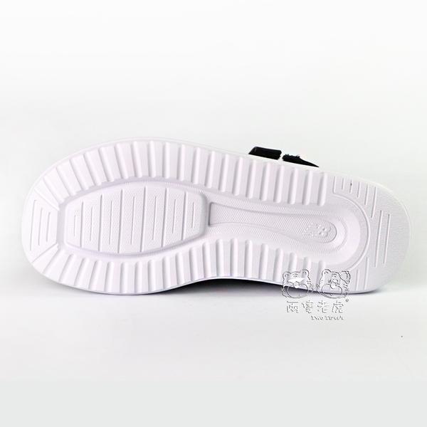 New Balance 黑色 兒童涼鞋 中大童 NO.Y1466