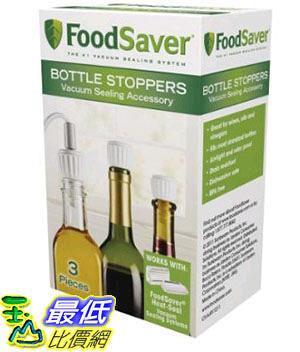 [美國直購] FoodSaver T03-0024-02 BS300真空酒瓶塞3-Pack Bottle Stoppers _cb01
