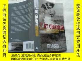二手書博民逛書店If罕見by Chance: Military Turning