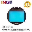 STC Astro MS 內置型光害濾鏡 for Olympus M43 天文攝影 星空濾鏡 台灣勝勢科技