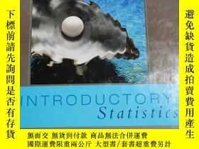 二手書博民逛書店Introductory罕見Statistics Seventh Edition 附光盤Y274894 nei