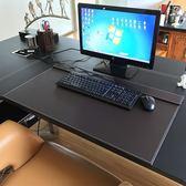 皮革書桌墊/大班商務台墊寫字台墊 滑鼠墊辦公桌墊板操作台墊訂製 IGO 韓慕精品