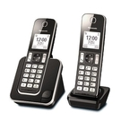 Panasonic國際牌 DECT數位無線子母電話KX-TGD312TW 公司貨 送餐具組