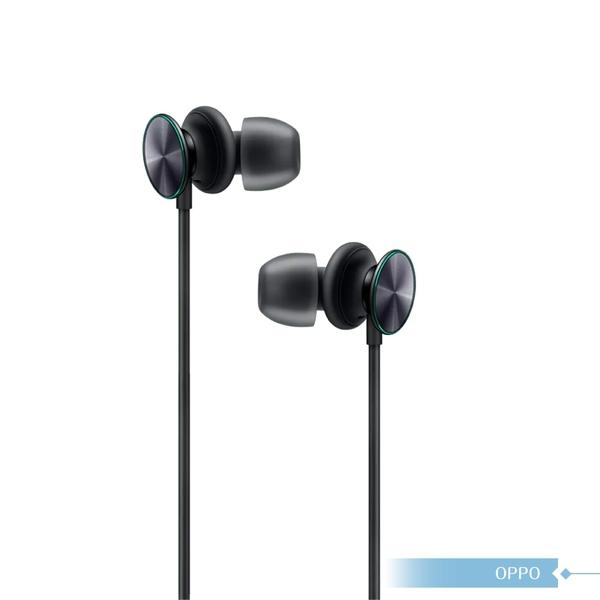 OPPO O-Fresh MH153 Type C立體聲入耳式耳機-深邃黑【原廠盒裝】