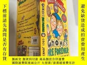 二手書博民逛書店gnomes罕見are forever 侏儒是永恒的Y200392