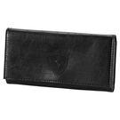 Puma Ferrari  黑 長夾 法拉利 錢包 皮夾 皮包 拉鍊 零錢袋 多夾層 05347601