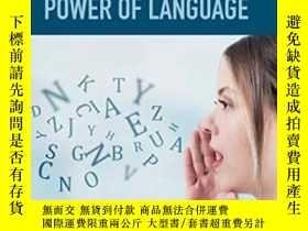 二手書博民逛書店The罕見Psychological Power Of LanguageY464532 Sayyed Mohs