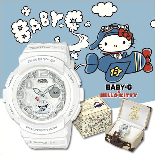 【限量】Baby-G x Hello Kitty聯名