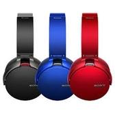 展示品出清 SONY MDR-XB950B1 無線耳機EXTRA BASS 藍色