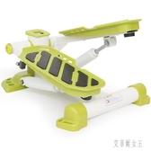 家用新款靜音腳踏登山運動踏步機多功能健身運動器材  yu4791【艾菲爾女王】