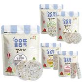 韓國 米餅村 磨牙米餅 米餅 探索者 寶寶餅 Ssalgwaja 嬰兒糙米餅 0552