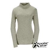 Polarstar 女 遠紅外線高領保暖衣『綠米』P17232 機能衣│排汗│透氣│保暖