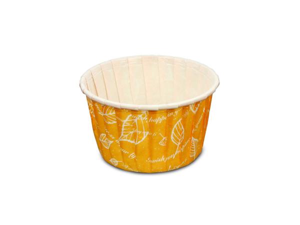 50入 含蓋 60cc 4435 捲口杯 婚禮小物【F4435】布丁杯 杯子蛋糕 紙杯 蛋糕杯 蛋糕盒