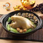上湯干貝芥菜雞 2650g/包