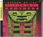 【正版全新CD清倉 4.5折】布雷克兄弟 / 重返榮耀 Brecker Brothers / Return Of The Brecker Brothers