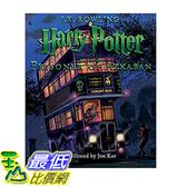 [106美國直購] 2017美國暢銷書 Harry Potter and the Prisoner of Azkaban:The Illustrated Edition