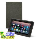[107美國直購] 保護套 Amazon Fire HD 8 Tablet Case (7th Generation, 2017 Release), Charcoal Black