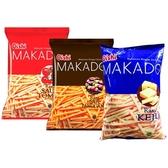 菲律賓 Oishi MAKADO番茄風味/烤牛肉風味/起司風味 薯條餅乾(65g/70g) 款式可選【小三美日】