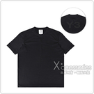 Adidas Y-3 CLASSIC背面黑字印花大LOGO純棉短T(男/黑)